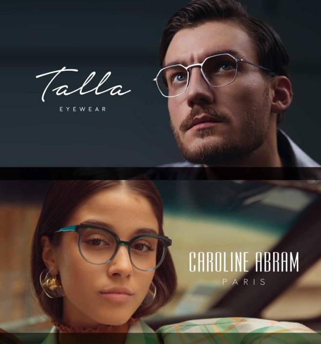 Talla - Caroline Abram
